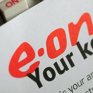 Times Series: Energy supplier E.ON is to pay a record �12 million to vulnerable customers