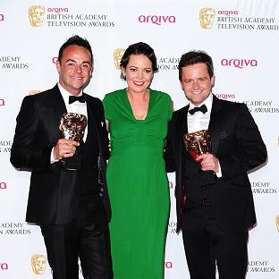 Bafta winners Antho