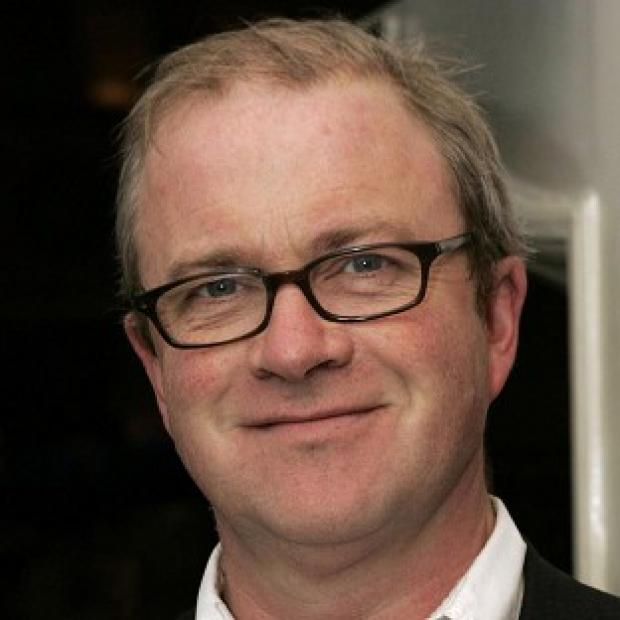 Times Series: Comedian Harry Enfield has criticised the BBC under Mark Thompson for not standing up for itself