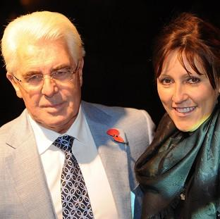 Times Series: Max Clifford's marriage to Jo Westwood has ended following his recent jailing for indecent assaults