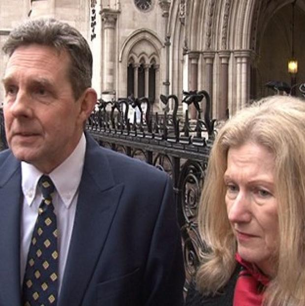 Times Series: Retired British couple Paul and Sandra Dunham both 58, who attempted to take their own lives are to be extradited to the US today, their solicitors have said.