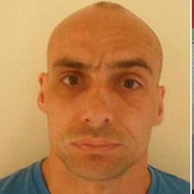 Times Series: Anthony Peloe has been recaptured after absconding from an open prison (Cheshire Police/PA)