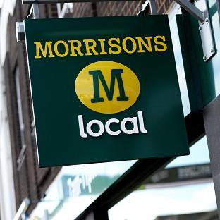 Chief executive of Morrisons D