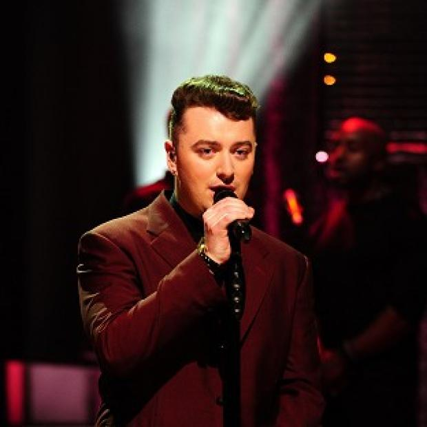 Times Series: Sam Smith will sing Stay With Me.