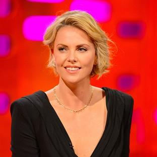 Charlize Theron is in the UK to promote her new film A Million Ways To Die In The West