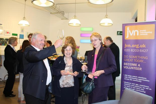 Party to celebrate volunteering network's new site