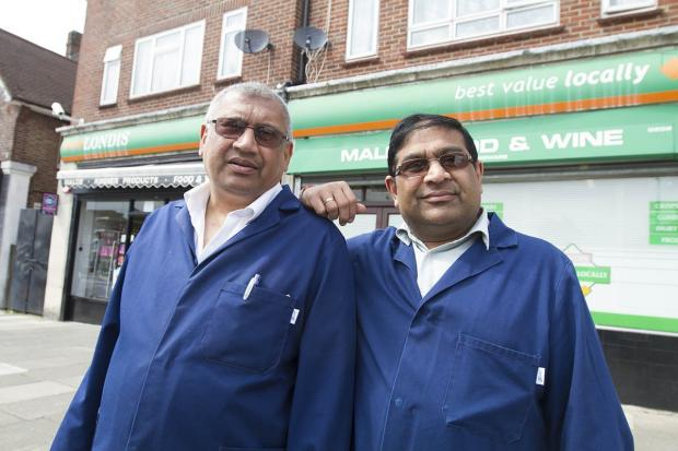 Times Series: 'It's a dagger in our backs' - convenience store shut after Tesco moves in next door