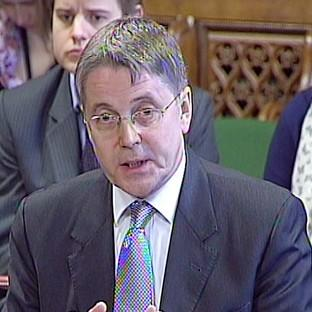 Cabinet Secretary Sir Jeremy Heywood