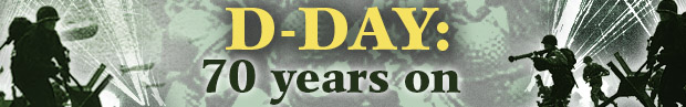 Times Series: D-Day web banner