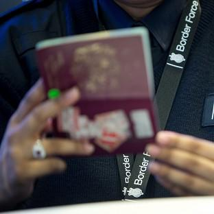 A union claims that the passport service is being affected by government cuts.