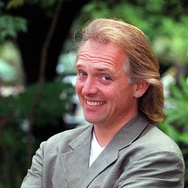 Times Series: Tributes poured in for comic Rik Mayall who died aged 56