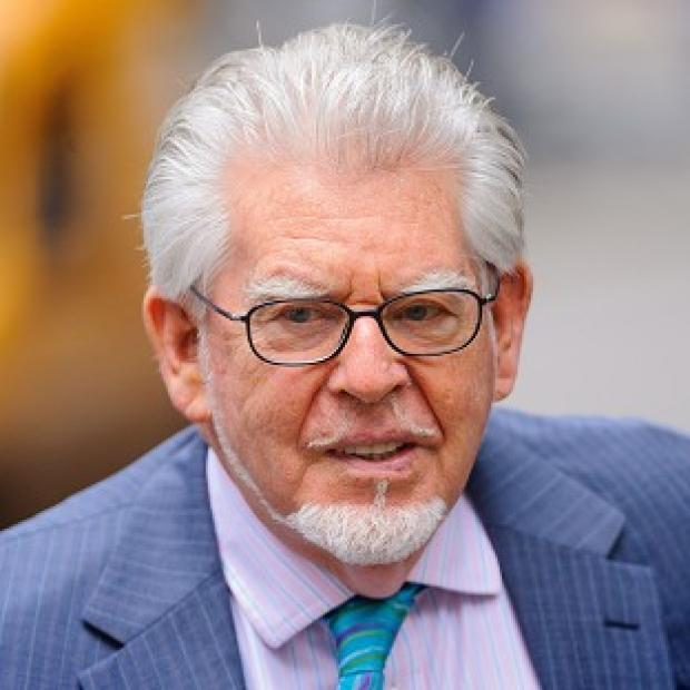 Times Series: Rolf Harris denies all charges.