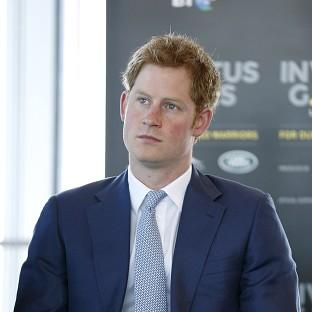 Times Series: Prince Harry is to take in a screening of Zulu on the classic movie's 50th anniversary