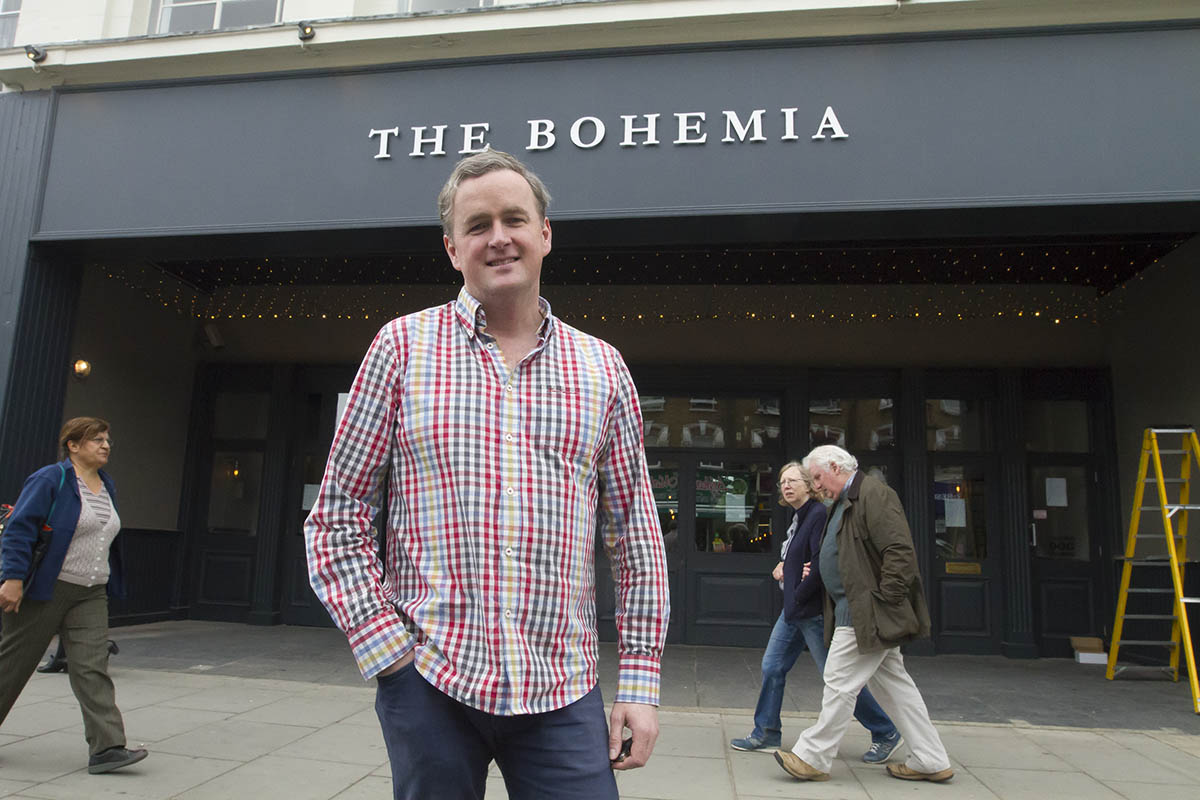 The Bohemia to reopen today
