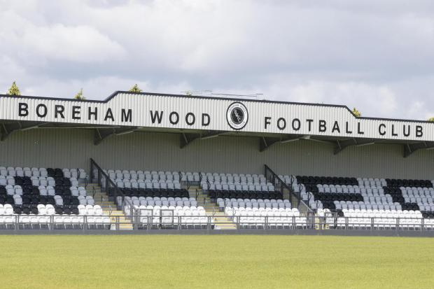 Boreham Wood FC has announced that their main partnership deal with Barnet and Southgate College has been extended for a further three years until July 2017.