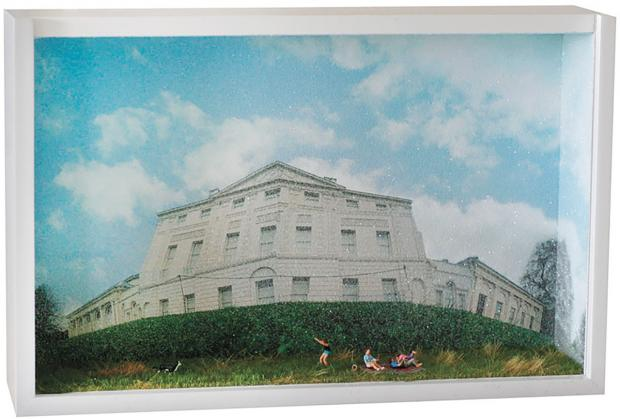 Times Series: Summertime (Kenwood House)