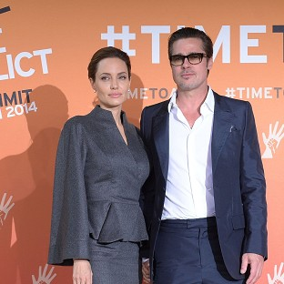 Jolie praised over war rape summit