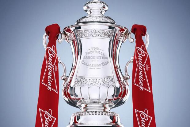 The FA Cup, lifted by Arsenal in May.