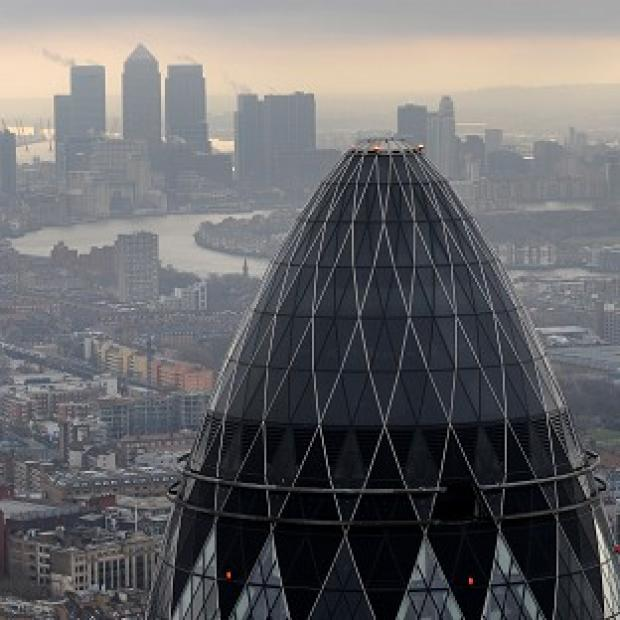 Times Series: A ratings agency has upgraded its view of the UK economy's prospects