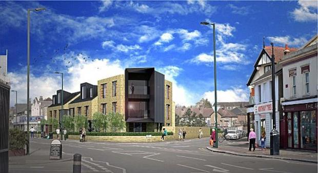 Plans for new flats to go on show