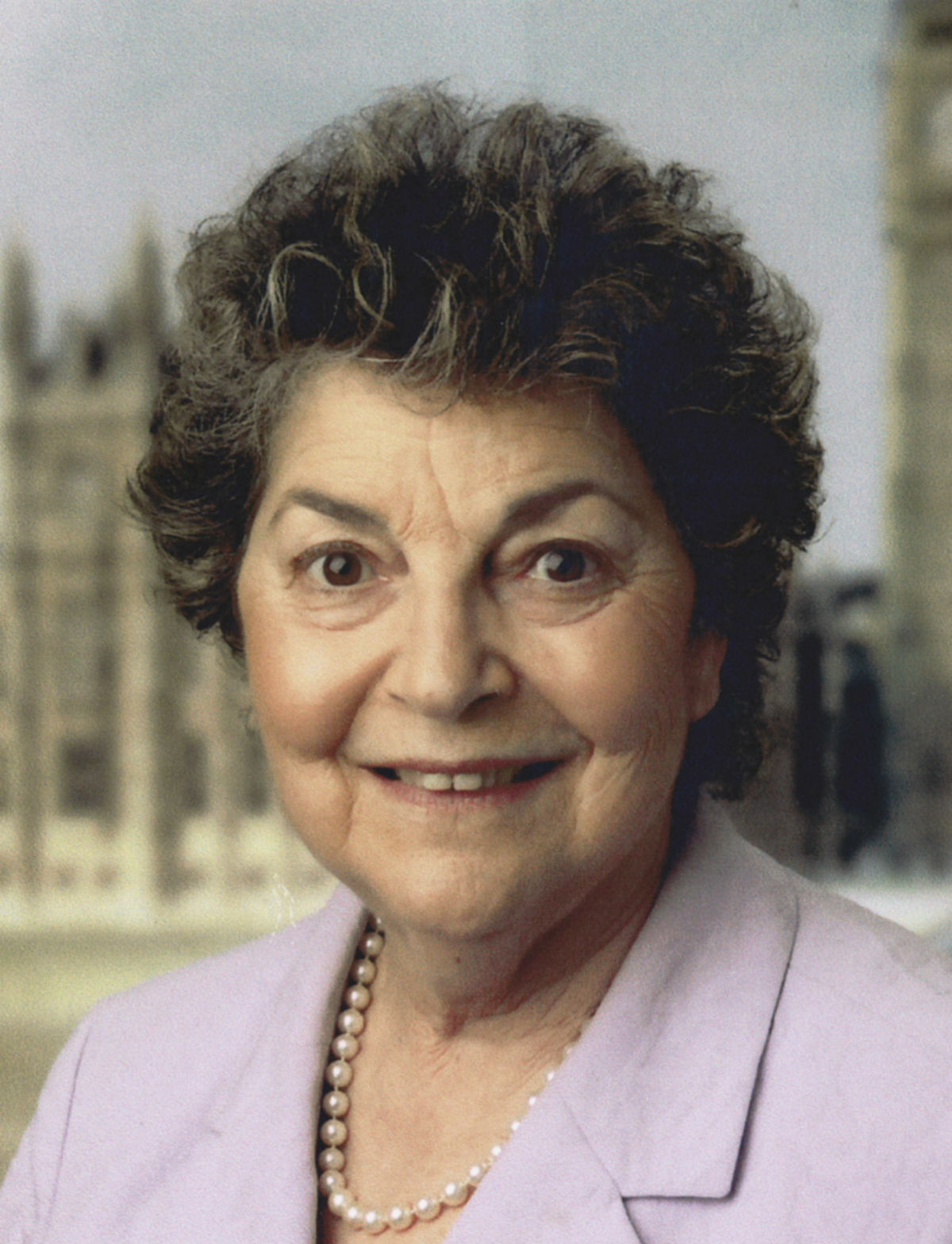Baroness Doreen Miller of Hendon