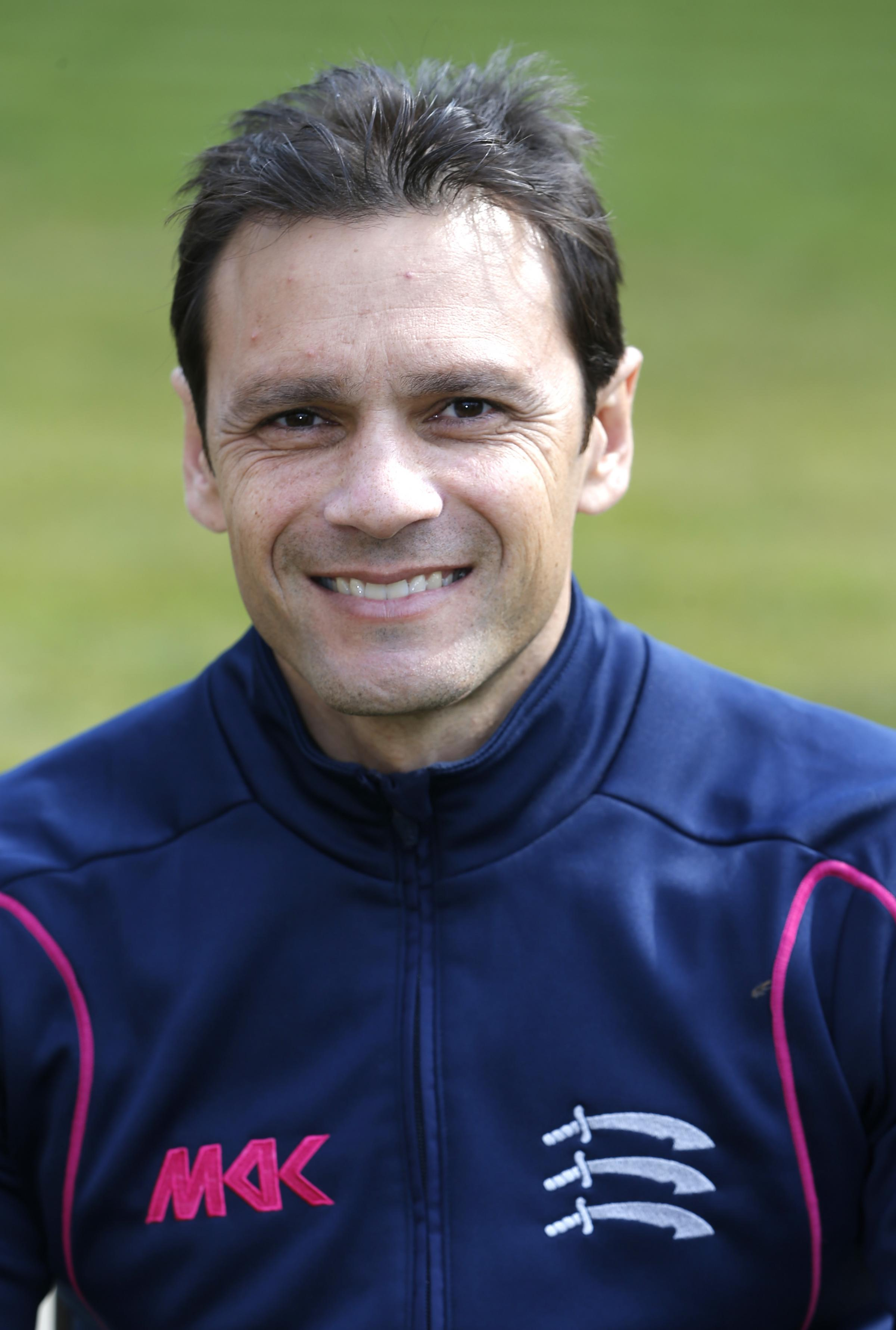 Mark Ramprakash during his Middlesex days. Picture: Action Images