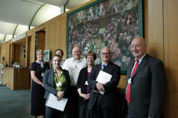 MPs across Hertfordshire renewed their commitment to improve support for family carers of loved ones with dementia.