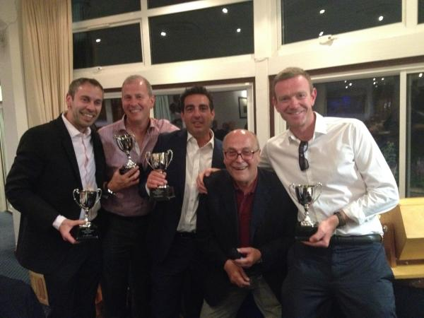 Golf day raises £20,000 for charity
