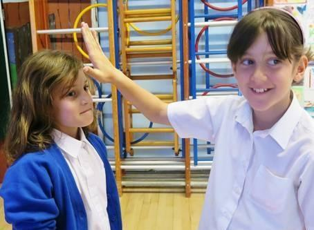 Times Series: Children from The Wroxham School learnt about the life and times of Shakespeare