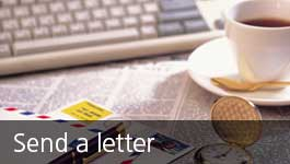 Times Series: Send a letter