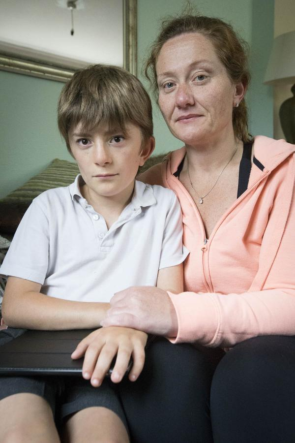 'It's a disgrace' - disabled boy denied place at 'perfect' school