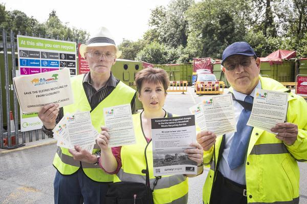 Waste consultation to close at midnight