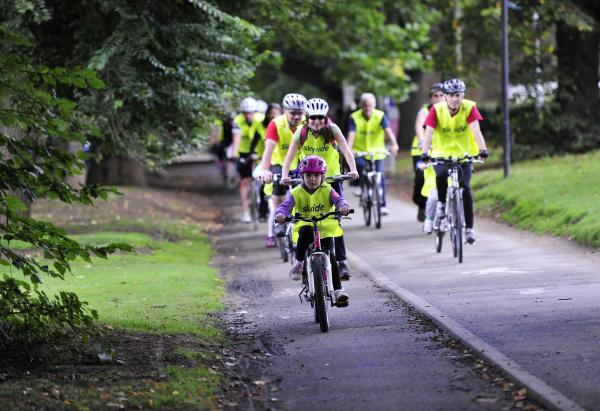The rides will be held in Mill Hill, Edgware and Friern Barnet