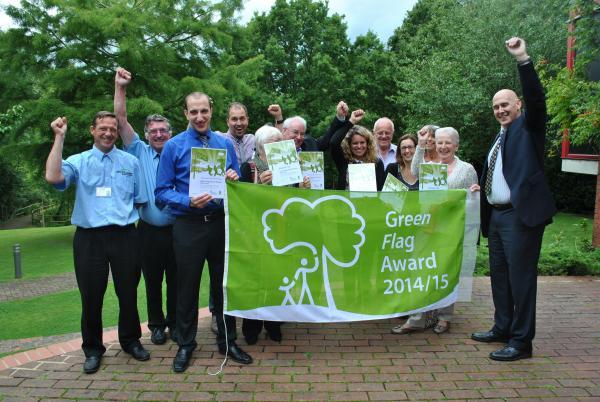 Hertsmere claimed more prizes than anywhere else in Hertfordshire picking up a total of six awards.