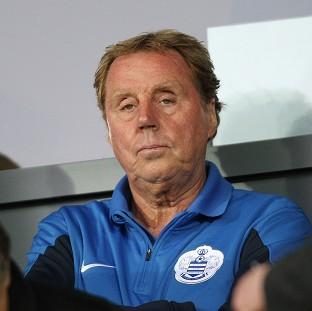 Harry Redknapp was furious with his side's performance at Burton