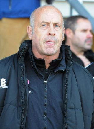 Southport boss Martin Foyle. Picture: Action Images
