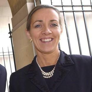 Rona Fairhead is to be the BBC Trust's first chairwoman