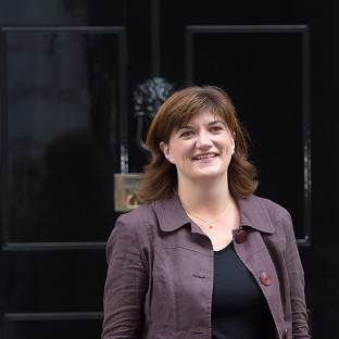 Education secretary Nicky Morgan said core academic subjects offer children 'great opportunities'