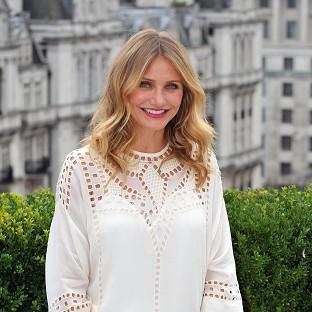 Cameron Diaz has spoken out against hackers who leaked naked photos of celebrities