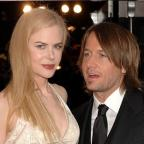 Times Series: Nicole Kidman has praised husband Keith Urban for his support since the death of her father