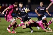 Richard Wigglesworth scored a hat-trick for Saracens. Picture: Action Images