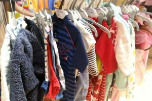 Synagogues to collect clothes for children