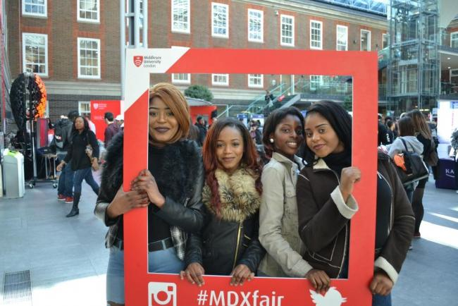 Students given insight into university life at event