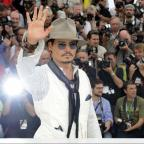 Times Series: Aargh! Depp keeps pirates waiting