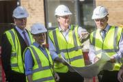Conservatives 'only ones with a plan' for new homes says David Cameron