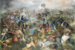 New project will unravel history of the Barnet battle King Richard III fought at in 1471