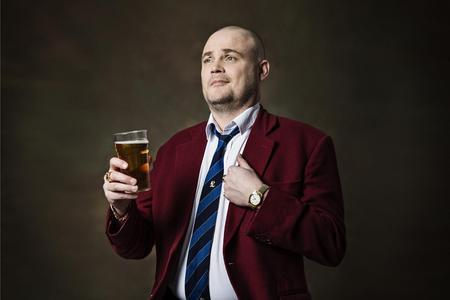 Times Series: Al Murray.  One Man, One Guvnor