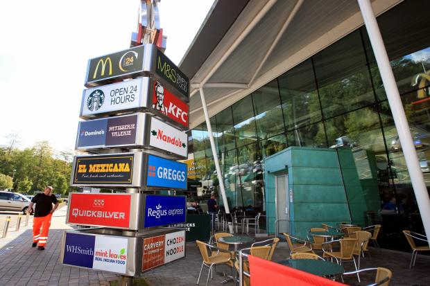 Times Series: The best and worst motorway services have been revealed