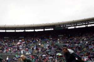 Wimbledon to see play on middle Sunday as rain wreaks havoc with scheduling