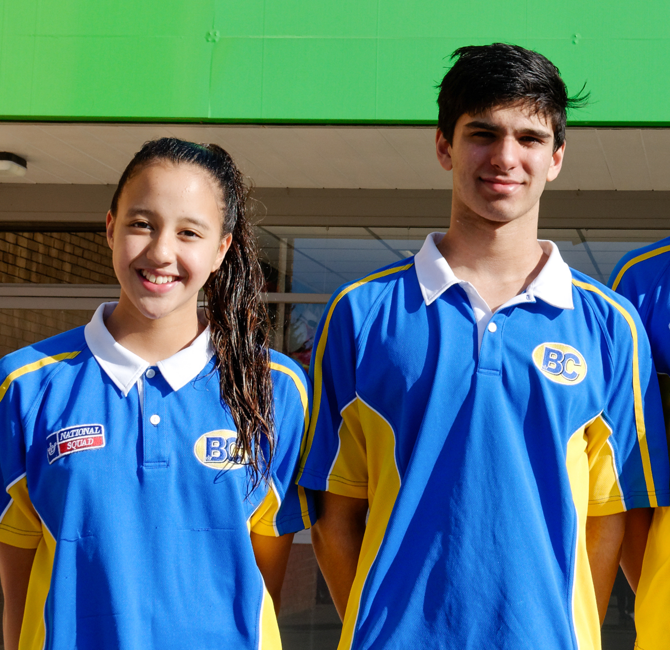 Gaurika Singh and Haris Bandey are off to Rio.